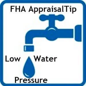 FHA Appraisal Tip
